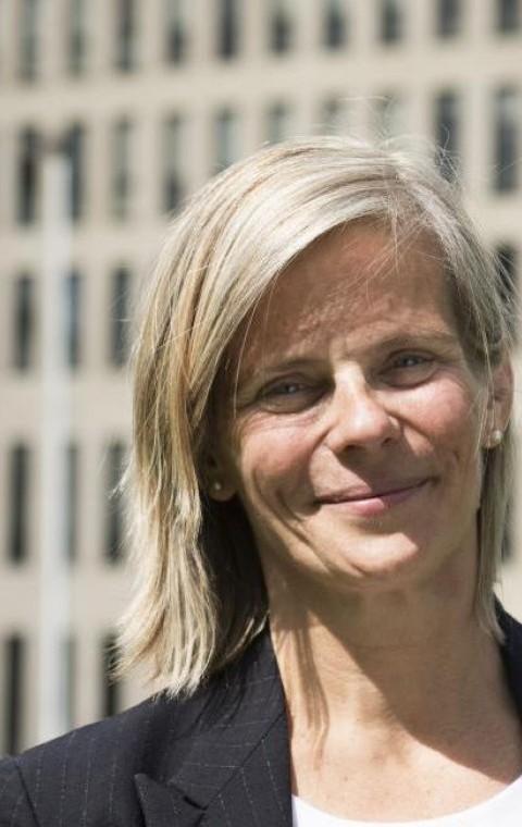 Caroline Pauwels is cultureel ambassadeur in Sint-Niklaas