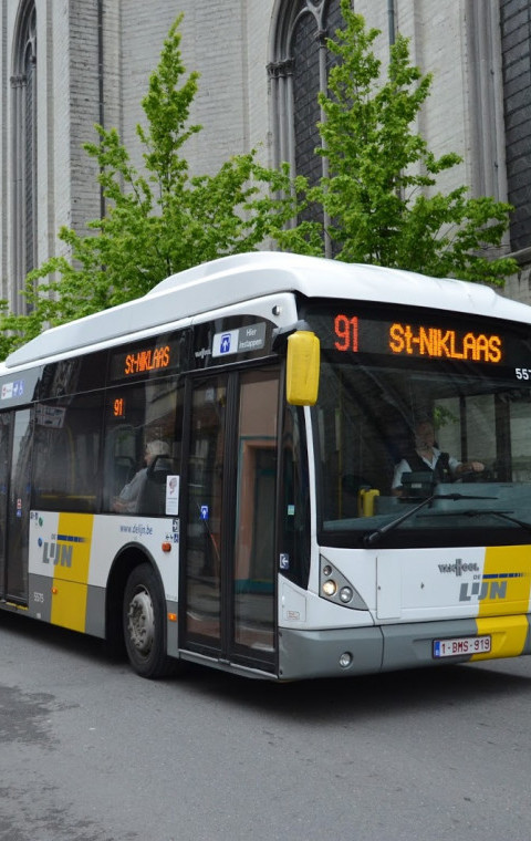 Vervoerregio Waasland stelt nieuw openbaar vervoerplan voor.