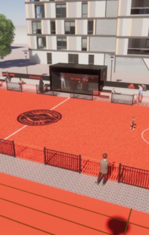 Nu ook Red Court in Sint-Niklaas